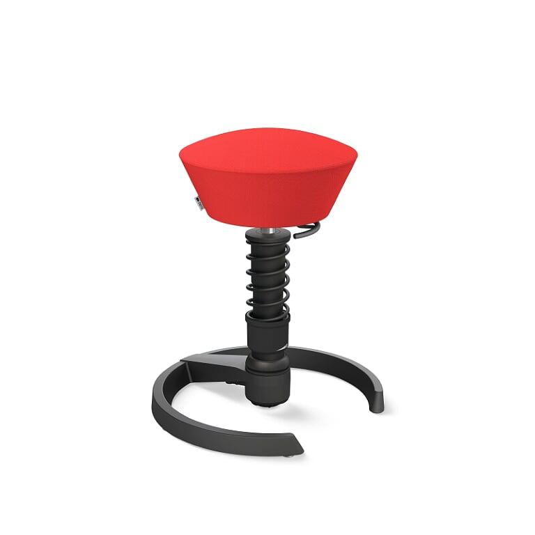 101-HIBK-BK-SE14_Aeris-Swopper_glides_high_black_black_select_coral-red_14